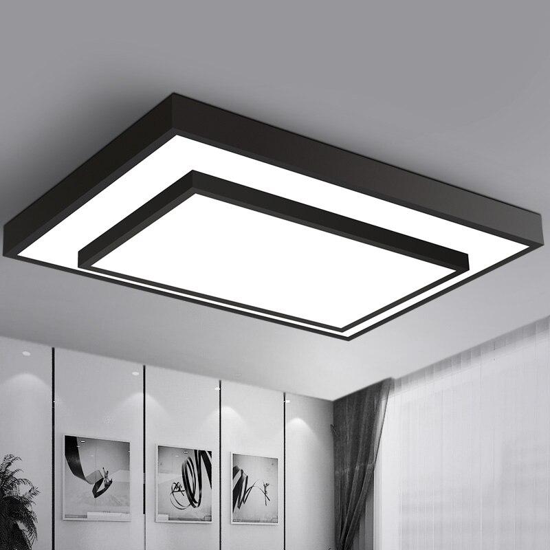 Buy modern led ceiling lights for indoor lighting plafon - Plafones de techo led ...