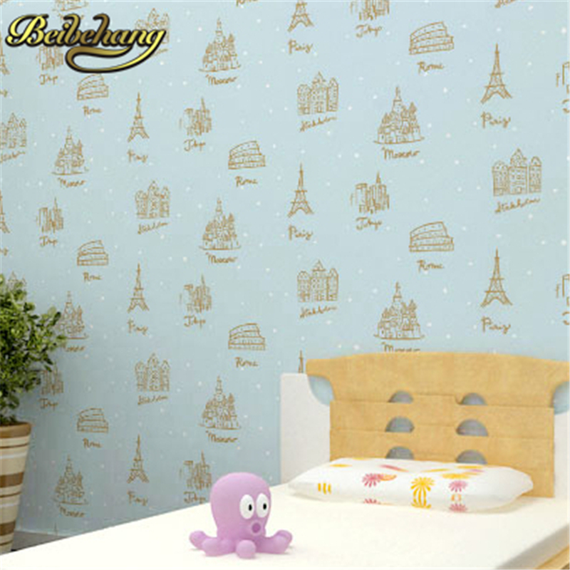 beibehang 3d Wallpaper for walls 3 d Wall paper roll for living room kids bedroom papel contact papel de parede 3d contact paper beibehang blue retro nostalgia wallpaper for walls 3d modern wallpaper living room papel de parede 3d wall paper for bedroom
