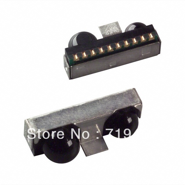 %100 New Hsdl-3602-007 Irda Module 4mbps 10-smd Commodities Are Available Without Restriction
