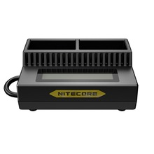 NITECORE chargeur de batterie Intelligent UGP3, écran LCD USB pour GoPro HERO3/3 + AHDBT 302, 301 201, accessoires déclairage de batteries