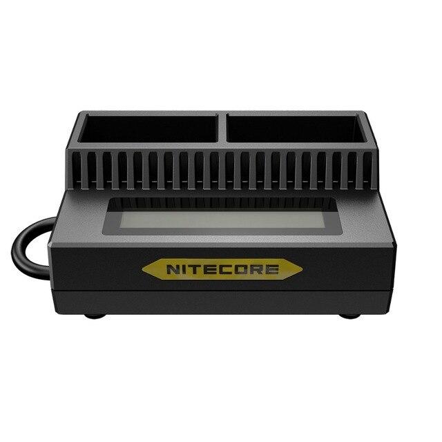 Topsale NITECORE UGP3 Intelligente USB LCD Display Batterie Ladegerät GoPro HERO3/3 + AHDBT 302 301 201 Batterie Beleuchtung Zubehör
