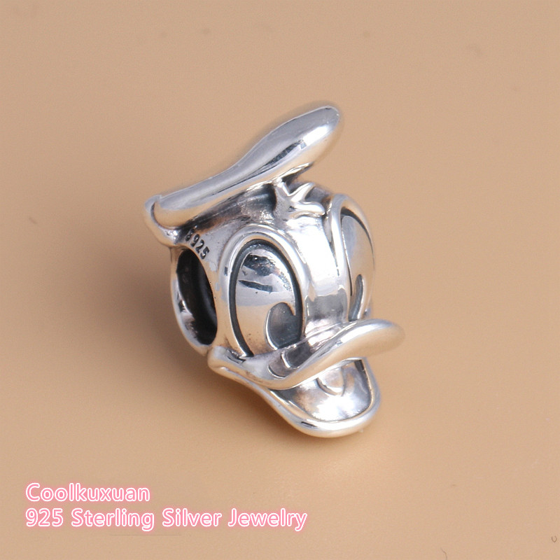 Beads & Jewelry Making Frank Yanxizao Fashion 925 Silver Cz Charm Beads Fit Pandora Style Bracelet Heart Star Colorful Pendant Necklace Diy Jewelry Originals Buy One Get One Free