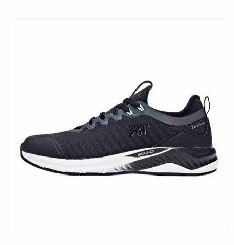 361 Мужская обувь; спортивная обувь; Новинка 2018 года; сезон осень; сетчатая дышащая обувь для бега с воздушной подушкой; 361 градусов; обувь для бега