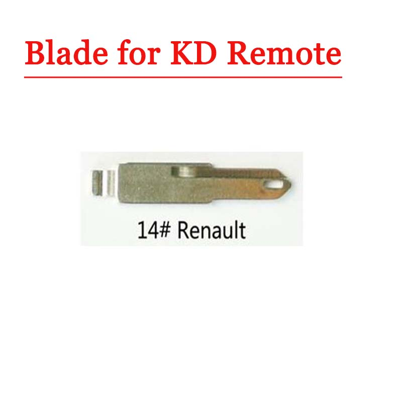 Metal Blank Uncut Flip Remote Key Blade Ne73 Flip key blade Type 14# for Renault 10pcs/lot free shipping 10 pcs lot metal blank uncut flip kd remote key blade type 50 for hyundai tucson
