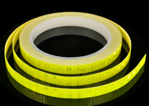 1pcs 800CM/315inch Fluorescent MTB Bike Bicycle Cycling Motorcycle Reflective Stickers Strip Decal Tape Safety Waterproof