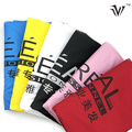 Barber Cape Salon Cloth Professional Hairdressing Aprons Salon Aprons Barber Apron 130mm*150mm 5pcs/Lot Randomly Mixed Color