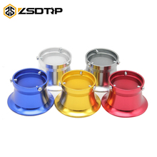 ZSDTRP 50mm Motorcycle Carburetor Air Filter Cup The Wind Cup Horn Cup Fit For Keihin OKO KOSO MIKUNI  PWK24/26/28/30 E28 PE30