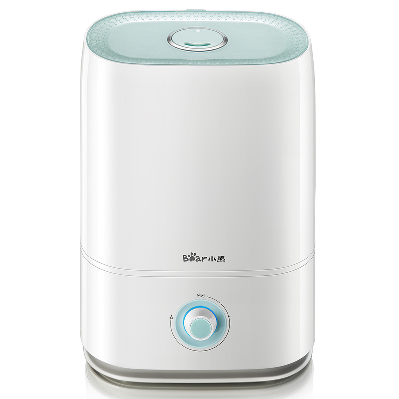 Bear Humidifier Automatic Air Purification Aromatherapy Machine Home Mute Bedroom Pregnant Women's Office floor style humidifier home mute air conditioning bedroom high capacity wetness creative air aromatherapy machine fog volume