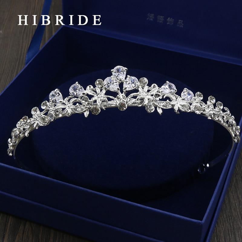 Высокое качество, Королевская корона из фианита HC00019