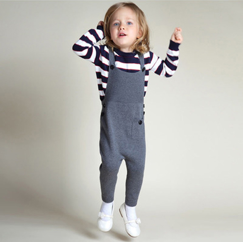 Kids Overalls 2016 Brand Baby Clothing Girls Boys Jeans ...