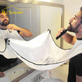 Beard Care Shave Apron Bib Gown Robe Sink Trimmer Facial Hair Styles Pongee Nylon