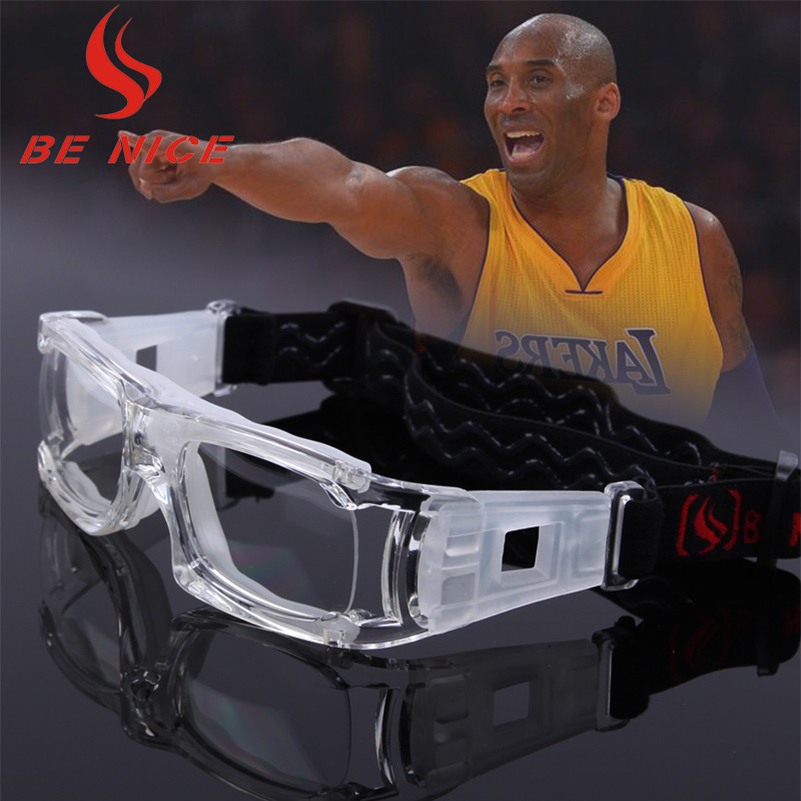 Basketball Protective Glasses Outdoor Sports Impact Resistant Goggles PC Lens Star Hot Sell Wide Application Eyewear Swim Glass