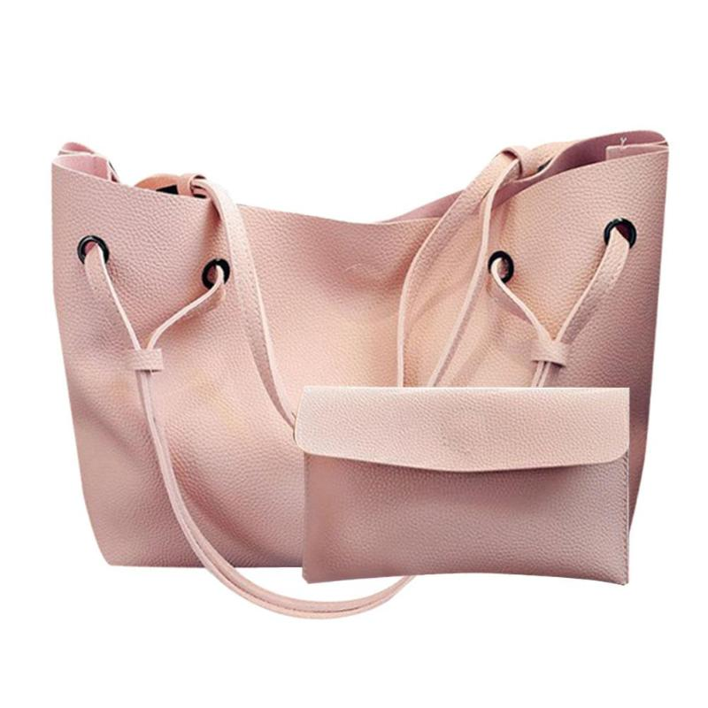 2 Pcs/Set High Capacity Bags for Women  hand bags  Handbags Women Bags 4 one size 33