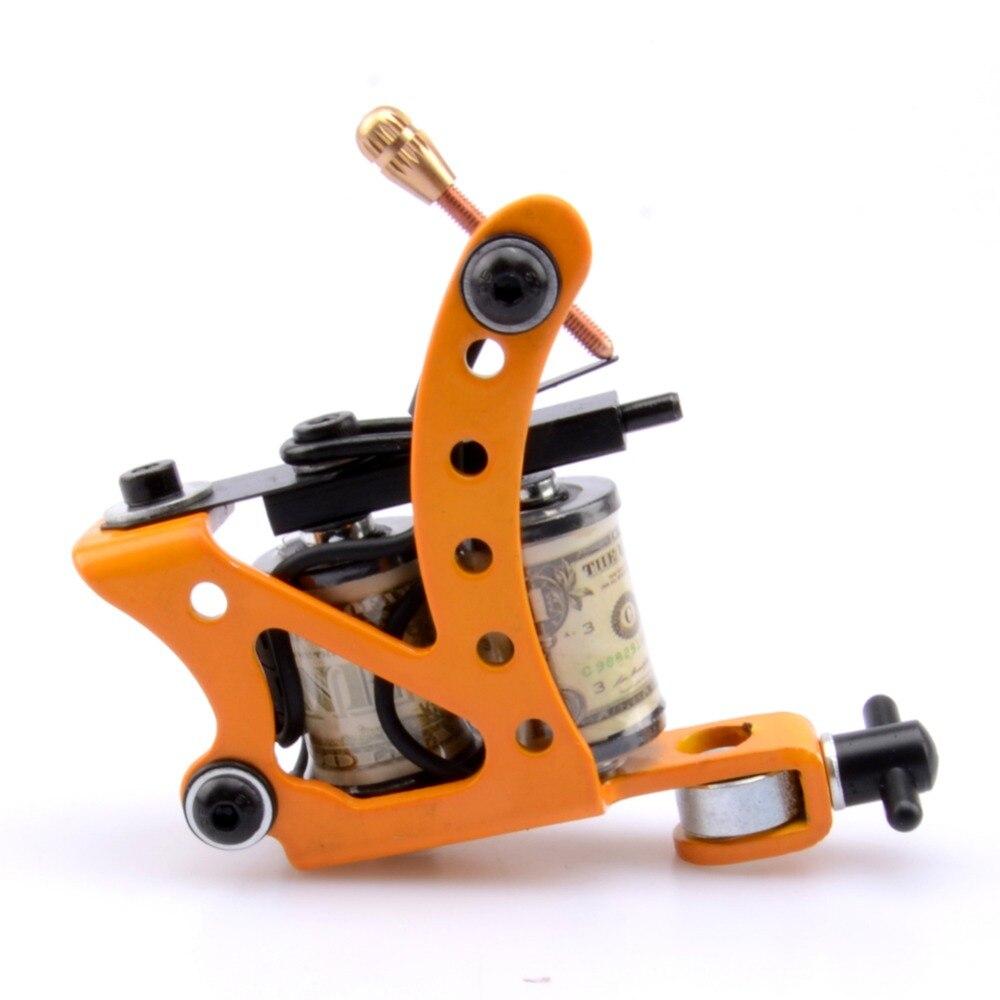 Irons custom chrome tattoo machine machine for beginner for Tattoo machine for beginners