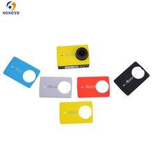 Chi Tiết Sửa Chữa Bảng Điều Khiển Camera Lặn DV Vỏ Ốp Lưng Bảo Vệ Cho Xiaomi Yi 2 4K 4K + Thể Thao Hành Động phụ Kiện Máy Ảnh