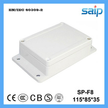 Good Quality Wall Mounted ABS Material Waterproof Plastic Boxes Electronics 115 85 35 SP F8
