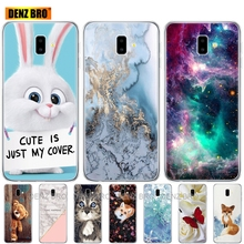 soft silicone case For Samsung J6 Plus Soft TPU Cover For Samsung Galaxy J6Plus 2018 J6+ J 6 Plus J610 J610F Silicone Phone case