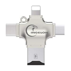 Image 2 - Ingelon adaptateur de cartes SD, Micro adaptateur USB 3.0, Micro sdhc/sdxc vers xqd, adaptateur OTG usb pour lightning
