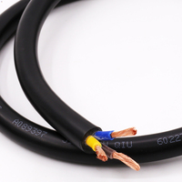 ViborgX 1M Hifi Audio 14mm Power Cable Bulk Cables Hifi Power Cable Sold By Meter Audio