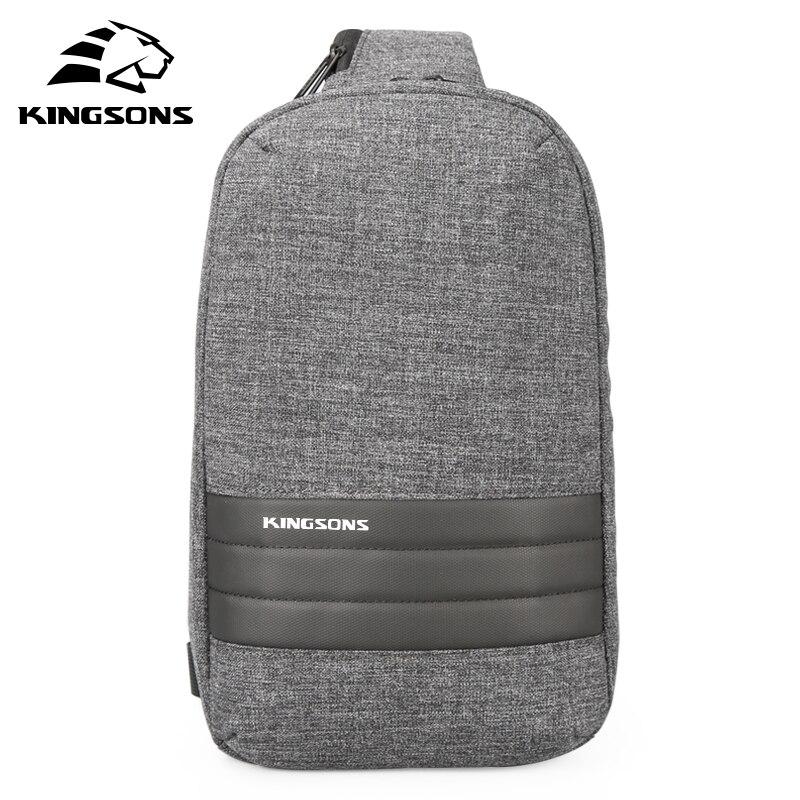 Men's Crossbody Bags Casual Messenger Bag For Travel