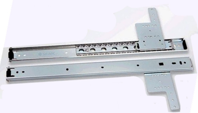 "22"" (550mm) Pivot Door Ball Bearing Slide Hardware Inset Application Free Swinging  Flap Fold Conceal"