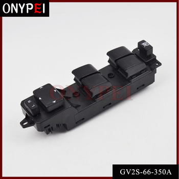 パワーウインドウスイッチ GV2S-66-350A ガラスリフトスイッチマツダ 6 リフタースイッチ M6 馬 6 05-13