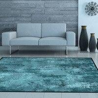 Skandynawski abstrakcyjny dywan do salonu dywan kordonkowy sypialnia domowa sofa stolik dywan miękkie studium mata podłogowa dzieci Tatami dywaniki w Dywany od Dom i ogród na