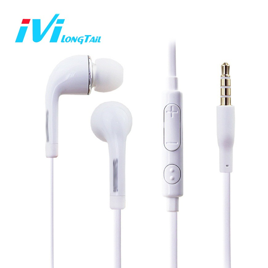 3.5mm Stereo Music Earphone headphones with Microphone fone de ouvido headset for Meizu Xiaomi Redmi Mp3 Samsung auriculares