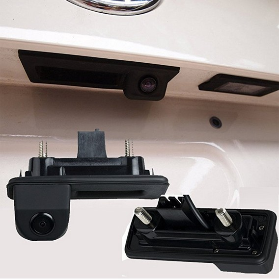 Special Car Rear View Reverse Backup Camera Rearview Reversing Parking Camera For Skoda Roomster Fabia Octavia Yeti Superb Audi наклейки skoda superb octavia roomster fabia