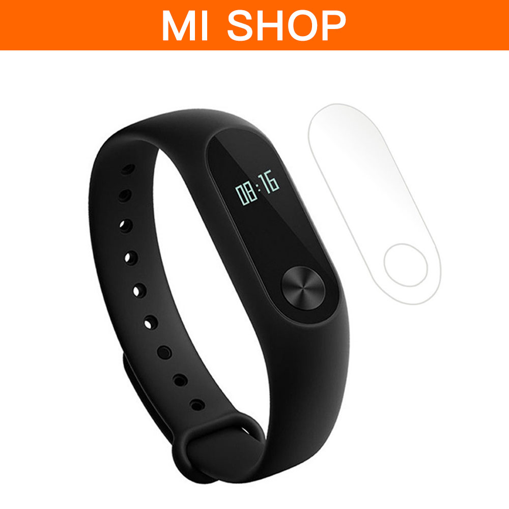 Original Xiaomi Mi Band 2 0.42 Inch LED Smart Fitness Wristband Touchpad Sleep Tracker IP67 Waterproof For Xiaomi Samsung Iphone