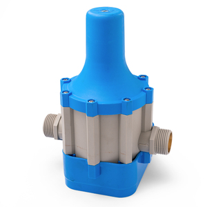 Image 2 - Water Pump Adjustable Pressure Sensor Switch Automatic Booster Regulator Water Shortage Protection Level Controller 1.5bar Start