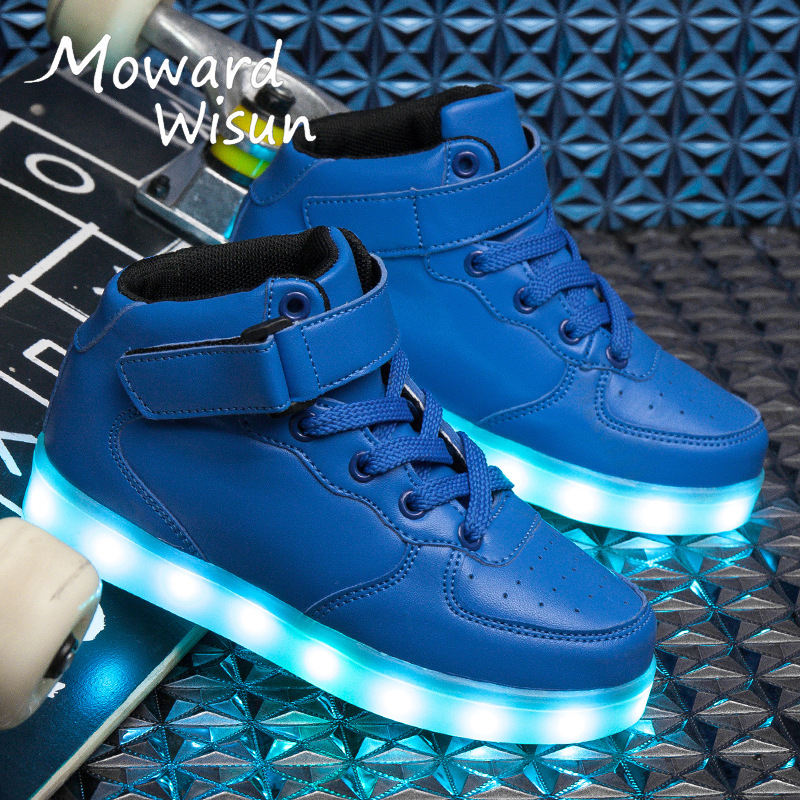 Good-Quality-Fashion-Light-Up-Sneakers-Children-LED-Shoes-for-Kids-Boys-Girl-Glowing-Sneakers-with-Luminous-Sole-Teen-Baskets-20-3