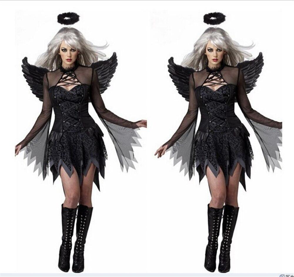 Adult Alice In Wonderland Wig Ladies Long Blonde Angel Fantasy Wig Cosplay Party