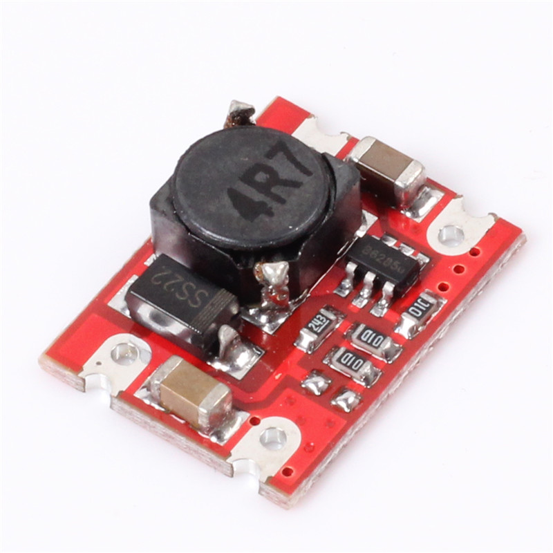DC DC 2V 5V to 5V 2A Step Up Boost Lion Battery Power Supply Module Lithium