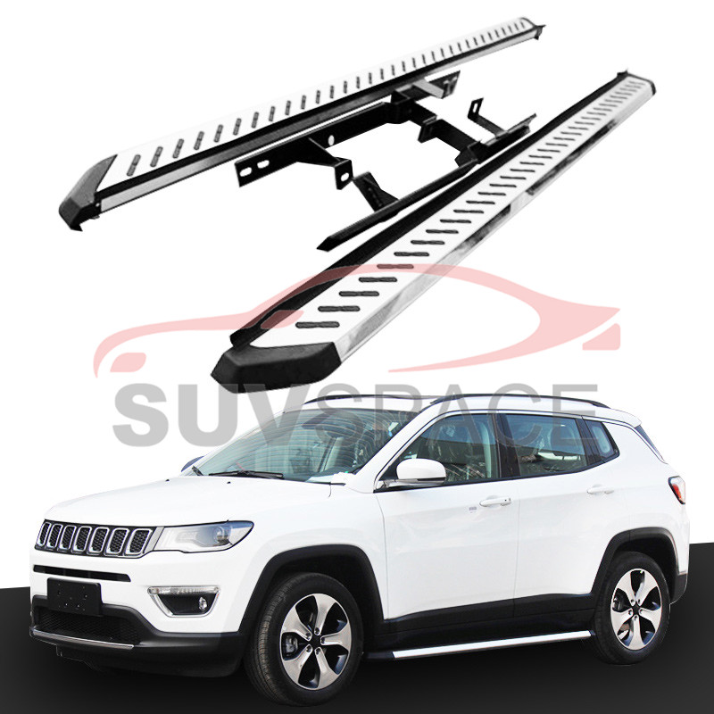 2019 Jeep Compass: Side Step For Jeep All New Compass 2017 2018 2019 Running