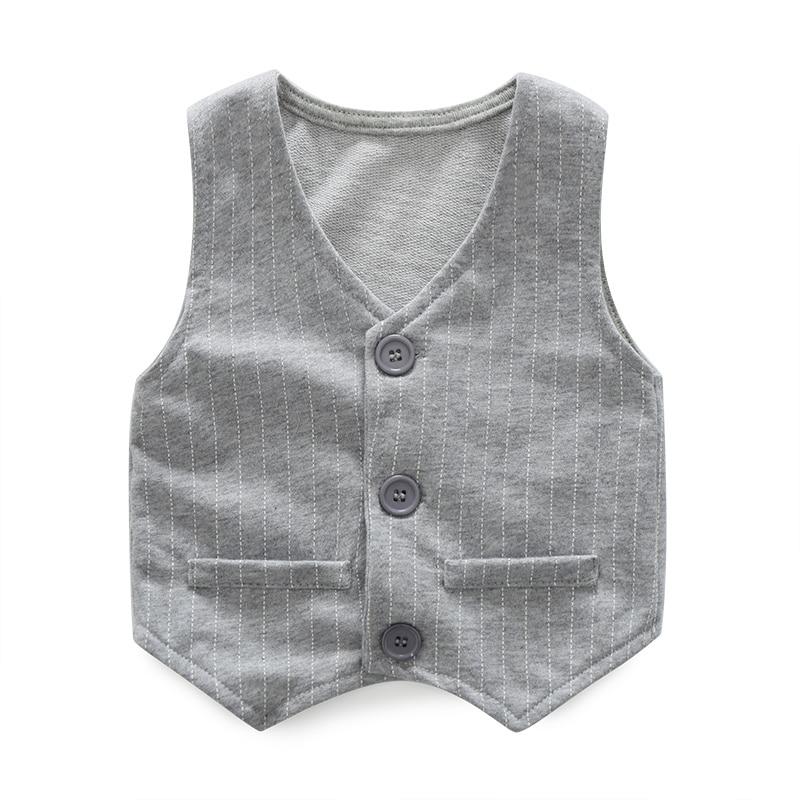 b6f40bd20 2017 Autumn Fashion Baby boy clothes sets newborn Gentleman Cotton ...