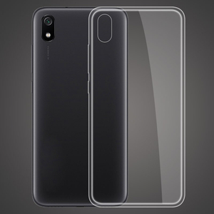Image 2 - For ZTE blade A7 2019 Case For ZTE  blade A7 2019 Ultra Thin Soft Clear TPU Cover For ZTE blade A7 2019 P963F02 A7000 Back Cover