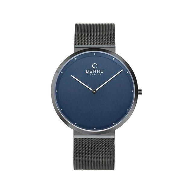 Наручные часы Obaku V230GXJLMJ мужские кварцевые на браслете