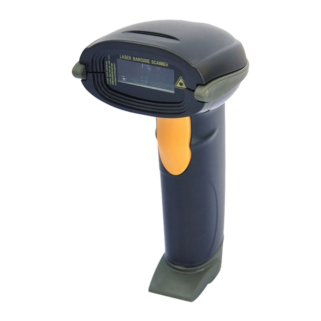 Automatic USB Long Scan Handheld POS Laser Barcode Scanner Bar Code Reader