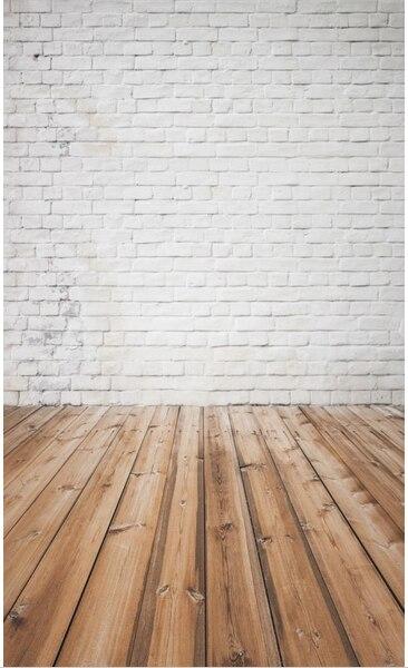 Background Batu Bata Putih : background, putih, 5x10FT, White, Bricks, Brown, Wooden, Floor, Custom, Photography, Backdrops, Studio, Backgrounds, Vinyl, 1.5x3m|background, Vinyl|photography, Backdropsstudio, Background, AliExpress