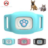 Mini GPS Waterproof IP67 GPS Perro AGPS Positioning Geo Fence Remotely Control Longtime Standby Pet Tracker