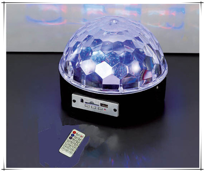 Shaking His Head Laser Projector RGB LED Lamp Digital