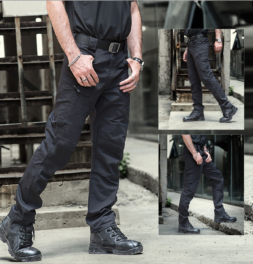 MEGE Brand Tactical Camouflage Military Casual Combat Cargo Pants Water Repellent Ripstop Men's 5XL Trousers  Spring Autumn 82