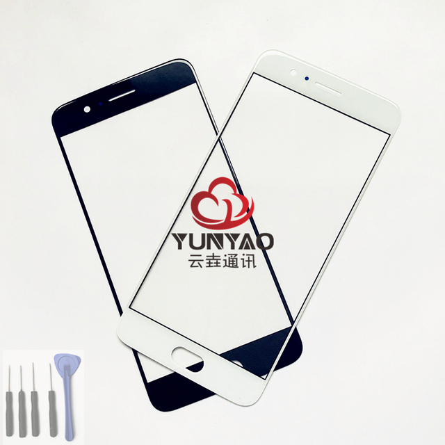 Replacement LCD Front Touch Screen Glass Outer Lens For OnePlus 5 A5000 +TOOLS