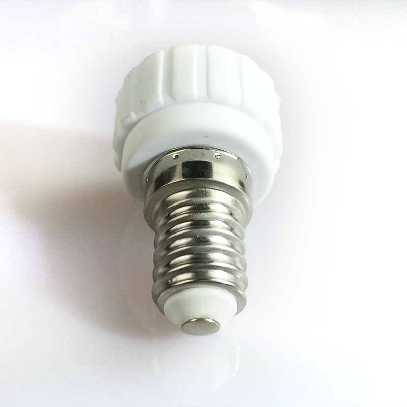 Conversione Lampade Risparmio Energetico.Us 4 4 10 Di Sconto 6a 220 V Bianco E14 A Mr16 Portalampada Conversione Standard Nazionale Interruttore Led Lampada A Risparmio Energetico Luce G4