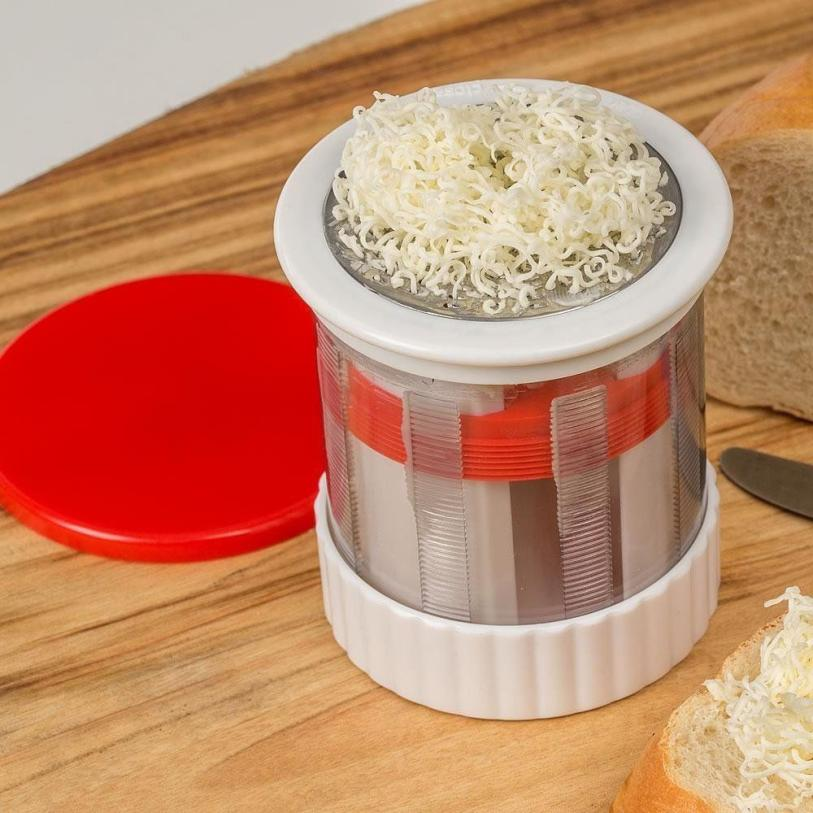 Cooks Innovations Butter Mill Grater Smooth Spreadable Bread Veggies Corn Grater MAY29