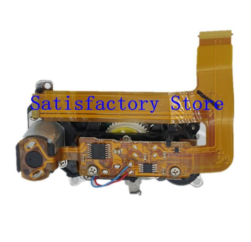 Original novo grupo de abertura do motor d5200 para nikon d5200 câmera digital reparação parte