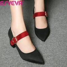 34 اللون الأحذية ESVEVA