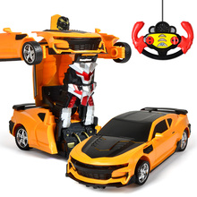 1:18 RC Car Transformer 2 IN 1 Driving S
