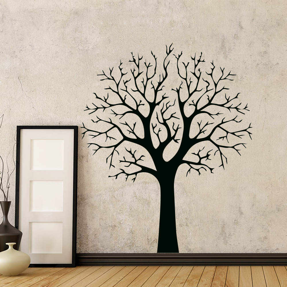 Tree For Living Room Decoration